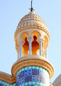 Notre Dame d'Afrique (Algeria)