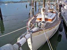 42' Howard chapelle Auxiliary Gaff Rigged Schooner