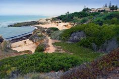 Praia Da Gale Beach on the Algarve coast Portugal picture poster photo print art #algarve #seascapephotography #photooftheday #art