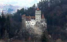 Dracula Castle - Bing images