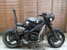 MOTORCYCLE 74: Rat bike - The Scud