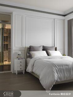 Easy Contemporary Home Decor Ideas House Design, Interior Design, Bedroom Interior, Classic Bedroom, Sanctuary Bedroom, Home Decor, Luxurious Bedrooms, Home Bedroom, Contemporary Home Decor