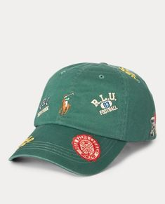 Baseball Cap Outfit, Baseball Hats, Ralph Lauren Shop, Cap Girl, China, Mens Caps, Women Brands, Hats For Men, Cotton