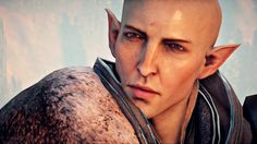 Solas as Fen'Harel. Dragon Age Solas, Dragon Age Characters, Some Pictures, Handsome Boys, Art Reference, Random Thoughts, Elves, Crossover, Video Games