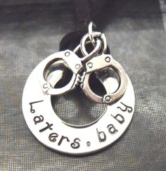 LATERS BABY PENDANT