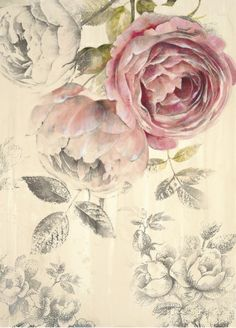 Ethereal Roses I