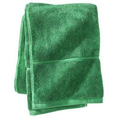 Brights Bath Towel set of these- they are always on sale! in any color but preferably gray, black, purple, or lime green