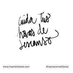 Cuida tus horas de sueño  #InspirahcionesDiarias por @CandiaRaquel  Inspirah mueve y crea la realidad que deseas vivir en:  http://ift.tt/1LPkaRs