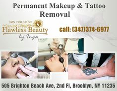 Cold Laser – is the best tooll for removing unsuccessful permanent makeup and tattoo. Removing of tattoo with cold laser doesn't have any side effects. This method is so safe that it can be used to remove bad permanent makeup lips, eyebrows, eyelids, skin pigmentation (including age pigmentation). The essence of this procedure is that the high-frequency radiation penetrates the skin without damaging the surface, and only affects the tattoo pigment colorant that is deposited in the deeper…