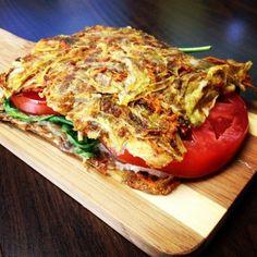 Raw Onion Bread | TheNewRawYOU.comTheNewRawYOU.com