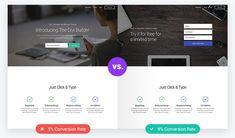 Divi – A/B testovanie