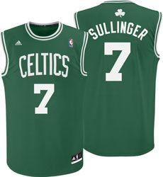 2f5ae6ddf Jared Sullinger  adidas Revolution 30 NBA Replica   Boston Celtics Jersey   59.99 http