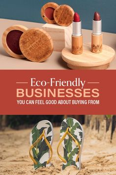 25 Eco-Friendly Businesses You Can Feel Good About Spending Your Money With - 25 Eco-Friendly Stores And Companies You Can Feel Good About Spending Your Money With - Biodegradable Packaging, Biodegradable Products, Eco Friendly Stores, Eco Friendly Products, Sustainable Products, Sustainable Ideas, Eco Friendly House, Sustainable Architecture, Eco Friendly Makeup