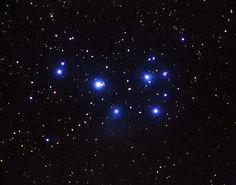 Pleiades; M 45