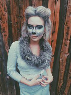 Silver Fox Halloween Costume - Sassy Street