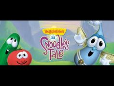 VeggieTales - A Snoodle's Tale Behind the Scenes - YouTube