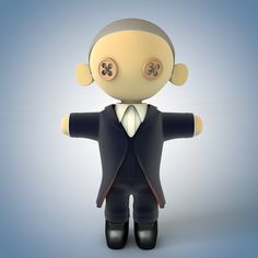 12th doctor plushie