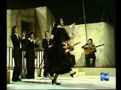 Baile Manuela Carrasco - Solea.wmv