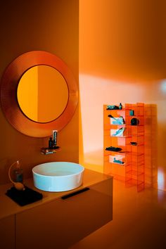 To the Power of Two: the Kartell by Laufen bathroom programme