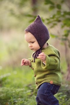 🍁🍂The Enchanted Forest Collection 🍂🍁 Hand knitted baby and toddler accessories by Gynka Knitwear