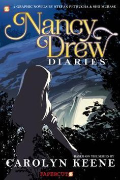 Nancy Drew Diaries, book 1; Graphic Novel