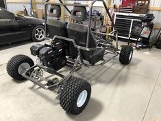 Spider carts Grand Daddy build - Page 2 - DIY Go Kart Forum Build A Go Kart, Diy Go Kart, Go Kart Plans, Go Kart Frame Plans, Gas Powered Drift Trike, Go Kart Off Road, Go Kart Designs, Drift Trike Frame, Triumph Motorcycles