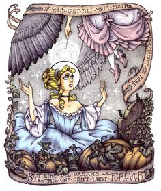 The Annunciation of Cinderella by Mary-Anne Leslie [©2015]