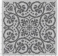 Gallery.ru / Фото #60 - 5 - Auroraten Hand Embroidery Designs, Ribbon Embroidery, Cross Stitch Embroidery, Cross Stitch Patterns, Crochet Stitches, Crochet Patterns, String Art Tutorials, Fire Flower, Crochet Carpet