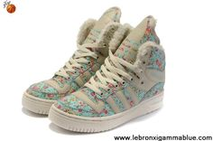 2013 New Girl Adidas M Attitude Big Tongue Monogram Shoes Green Your Best Choice