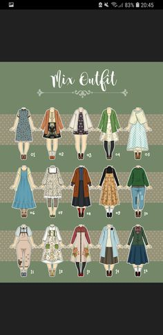 Dress Design Sketches, Fashion Design Drawings, Fashion Sketches, Character Outfits, Character Art, Character Design, Dress Drawing, Drawing Clothes, Chibi Kawaii