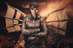 Rebeca Saray Photography  (steampunk and fantasy digital work and photography)