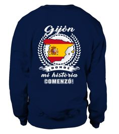 Gijón - Mi Historia Comenzó!  Historian shirt, Historian mug, Historian gifts, Historian quotes funny #Historian #hoodie #ideas #image #photo #shirt #tshirt #sweatshirt #tee #gift #perfectgift #birthday #Christmas