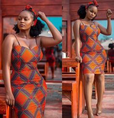 ankara mode Always flaunt those curves Ankara style inspiration from African Wear Dresses, African Fashion Ankara, Latest African Fashion Dresses, African Print Fashion, African Attire, African Prints, Ankara Mode, Moda Afro, Ankara Stil