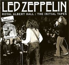 Led Zeppelin - 1970-01-09 - London, UK (SBD). 44 years ago today...as I pin this. And also Jimmy's birthday. I prefer the '75-'77 shows, but this one is perfect.