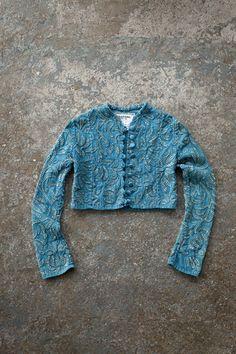 Alabama Chanin Beaded Annas Garden Swing Jacket (1)