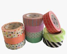MT Decorative Masking Tape $4 Mt Tape, Masking Tape, Decorative Tape, Stationary, Paintings, Illustrations, Duct Tape