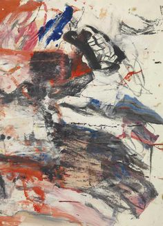Willem de Kooning (1904-1997)  Untitled
