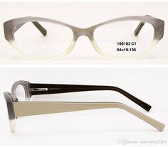 5b8010bd6ec Eye Glasses Men S And Women S Acetate Optical Eyewear Glasses Frames Gafas  Luenettebrill Oculos Designer Vintage Spectacle