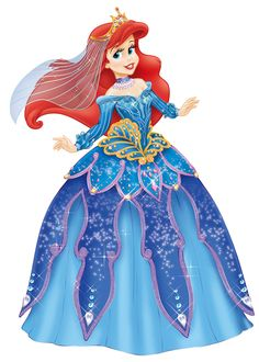 I'm sorry but this is the worst dress Disney has ever given to any princess