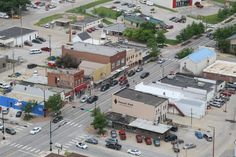 5. Papillion is small, but it's a short 15-minute drive to Omaha so all of the big-city amenities are nearby.