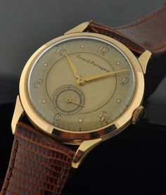 Who doesn't want a classic watch?
