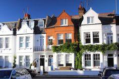 Fulham Bolsas de marca, carros conversíveis e jogadores de futebol circulam por esse bairro na zona oeste de Londres.