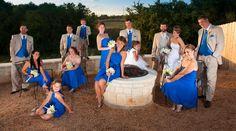 Peacock River Ranch - Rustic, elegant, outdoor wedding destination & military wedding venue
