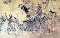 고구려 (Goguryeo ) cavalry
