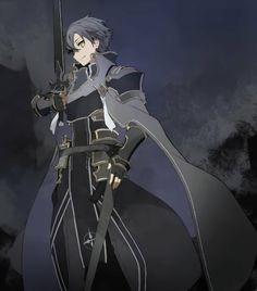 Pandora Hearts Oz, Character Art, Character Design, Wanda Marvel, Sword Art Online Wallpaper, Accel World, Kirito Asuna, Sword Art Online Kirito, Dark Anime Guys