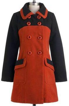Ivy League Reunion Coat (ModCloth, $137.99)
