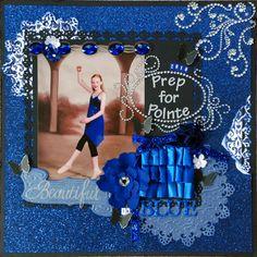 Beautiful+in+Blue - Scrapbook.com