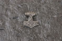 KABARA THORS HAMMER 925 silver by NordEmporium on Etsy