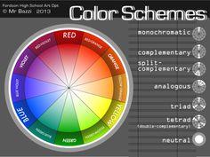 Triadic Colors List  Google Search  Color    Color Wheels