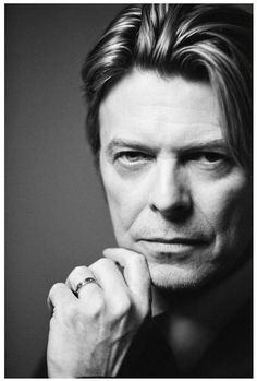 I'm not a prophet or a stone aged man, just a mortal with potential of a superman. I'm living on.  David Bowie